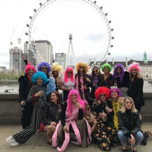 hen party location